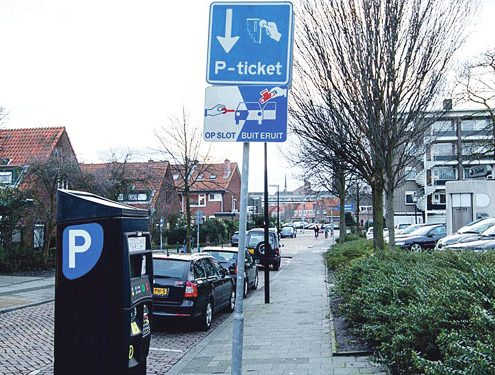 Betaald parkeren in Rijswijk - Onafhankelijk Rijswijk